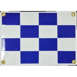 Signalflagga N - Svar Nej